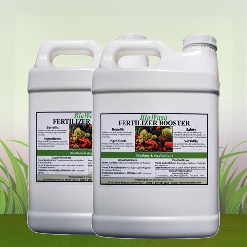 Fertilizer Booster 5 Gallon Case