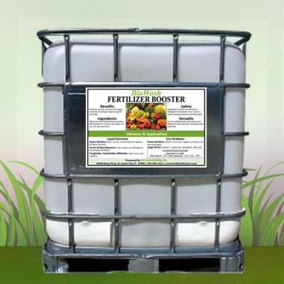 Fertilizer Booster Tote