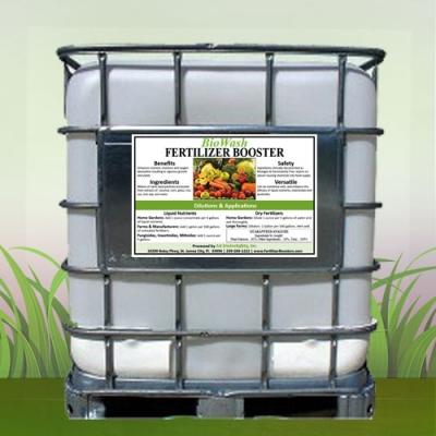 Fertilizer Booster Tote