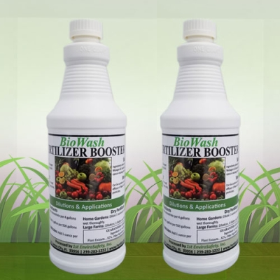 Fertilizer Booster Buy 1 Get One 1/2 Price