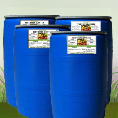 Fertilizer Booster 4 Drum Palette